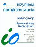 Księgarnia Refaktoryzacja. Ulepszanie struktury istniejącego kodu