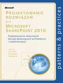 Księgarnia Projektowanie rozwiązań dla Microsoft SharePoint 2010