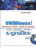 Księgarnia SWISHmax! Animacje Flash Jakie to proste +CD