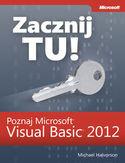 Księgarnia Zacznij Tu! Poznaj Microsoft Visual Basic 2012