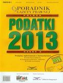 Podatki 2013 część 3 z płytą CD