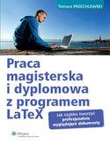 Księgarnia Praca magisterska i dyplomowa z programem LaTeX