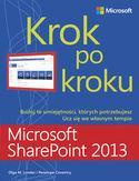 Księgarnia Microsoft SharePoint 2013 Krok po kroku