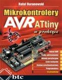 Księgarnia Mikrokontrolery AVR ATtiny w praktyce