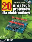Księgarnia 20 prostych projektów dla elektroników