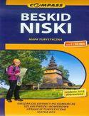 Beskid Niski. Mapa turystyczna Compass 1:50 000