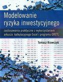 Księgarnia Modelowanie ryzyka inwestycyjnego