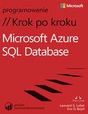 Microsoft Azure SQL Database. Krok po kroku