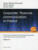 Ebook Corporate financial communication in Poland