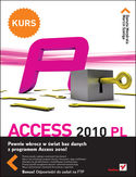 Ebook Access 2010 PL. Kurs