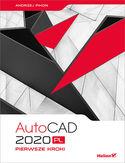 -30% na ebooka AutoCAD 2020 PL. Pierwsze kroki. Do końca dnia (01.04.2020) za 19,95 zł