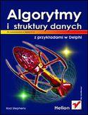 Księgarnia Algorytmy i struktury danych z przykładami w Delphi