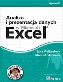 Księgarnia Analiza i prezentacja danych w Microsoft Excel. Vademecum Walkenbacha. Wydanie II