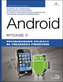 Księgarnia Android. Programowanie aplikacji na urządzenia przenośne. Wydanie II