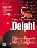 Księgarnia Algorytmy numeryczne w Delphi. Księga eksperta