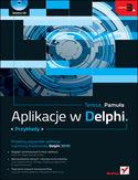 Księgarnia Aplikacje w Delphi. Przykłady. Wydanie III