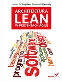 Księgarnia Architektura Lean w projektach Agile