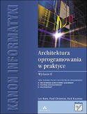 Księgarnia Architektura oprogramowania w praktyce. Wydanie II