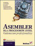 Księgarnia Asembler dla procesorów Intel. Vademecum profesjonalisty