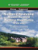 Góry Nemira. Mapa turystyczna