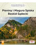 -30% na ebooka Pieniny i Magura Spiska, Beskid Sądecki. Wydanie 2. Do końca dnia (24.10.2020) za