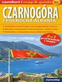 Czarnogóra i Północna Albania 2w1, 1:300 000