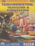 Turkmenistan, Tadżykistan i Kirgistan. ITMB Mapa 1:1 350 000 / 1:100 000