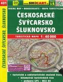 Českosaské Švýcarsko, Šluknovsko, 1:40 000