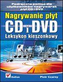 Księgarnia Nagrywanie płyt CD i DVD. Leksykon kieszonkowy