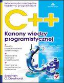 Księgarnia C++. Kanony wiedzy programistycznej