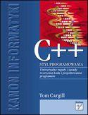 Księgarnia C++. Styl programowania