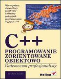 Księgarnia C++. Programowanie zorientowane obiektowo. Vademecum profesjonalisty