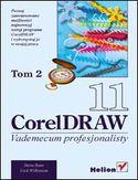 Księgarnia CorelDRAW 11. Vademecum profesjonalisty. Tom 2