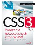 Księgarnia CSS3. Tworzenie nowoczesnych stron WWW