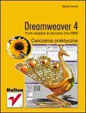 Księgarnia Dreamweaver 4. Proste narzędzie do tworzenia stron WWW. Ćwiczenia praktyczne