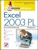 Księgarnia Excel 2003 PL. Ćwiczenia praktyczne. Wydanie II
