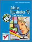 Księgarnia Adobe Illustrator 10. Ćwiczenia