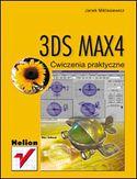 Księgarnia 3DS MAX 4. Ćwiczenia praktyczne