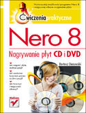 Księgarnia Nero 8. Nagrywanie płyt CD i DVD. Ćwiczenia praktyczne