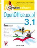 Księgarnia OpenOffice.ux.pl 3.1. Ćwiczenia praktyczne