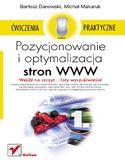 Księgarnia Pozycjonowanie i optymalizacja stron WWW. Wydanie II. Ćwiczenia praktyczne