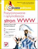 Księgarnia Pozycjonowanie i optymalizacja stron WWW. Ćwiczenia praktyczne
