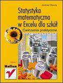 Księgarnia Statystyka matematyczna w Excelu dla szkół. Ćwiczenia praktyczne