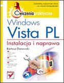 Księgarnia Windows Vista PL. Instalacja i naprawa. Ćwiczenia praktyczne