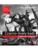 Księgarnia Czarno - biały kadr. Kreatywna fotografia