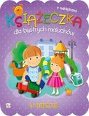 Książeczka dla bystrych maluchów W mieście