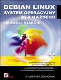 Księgarnia Debian Linux. System operacyjny dla każdego. Pierwsze starcie
