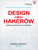 Księgarnia Design dla hakerów. Sekrety genialnych projektów