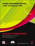 Księgarnia Adobe Dreamweaver CS3 z ASP, ColdFusion i PHP. Oficjalny podręcznik