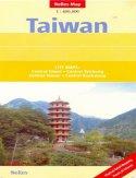 Tajwan. Mapa